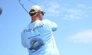 Capt Billy pettigrew fishing