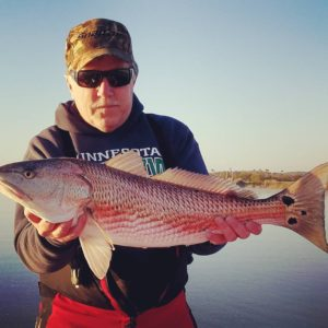 Winter 2018 Fishing Report
