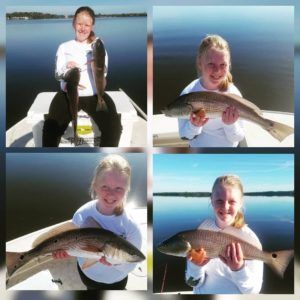 kids love fishing with come'n'getit fishing